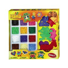 Hama Beads Giant Open Front Gift Box