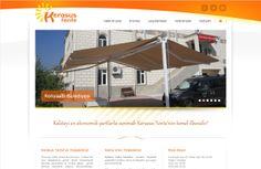 Uzun yıllardır müşterimiz olan Kerasus Tente'nin web sitesi yenilendi. http://www.antalyakerasustente.com/