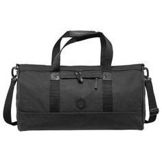 Timberland Walnut Hill Water-Resistant Duffle Bag (Black)
