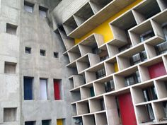 Le Corbusier's High Court Building ChandigarhIndia