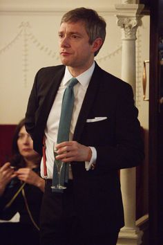Martin Freean in the J. Kings Smoking Room before presenting the BAFTA for Cinematography. [X] © BAFTA/Jonathan Birch