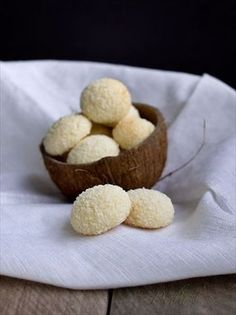 Obrázek z Recept - Máslové kokosky