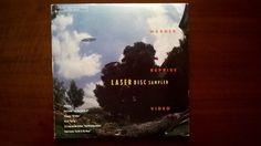 """Laser Disc Sampler LD 8"""" PROMO PRO-V-5023 S/SIDED Madonna Sinatra REM Simon"""