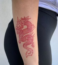Discover recipes, home ideas, style inspiration and other ideas to try. Dope Tattoos, Mini Tattoos, Red Ink Tattoos, Badass Tattoos, Pretty Tattoos, Body Art Tattoos, Small Tattoos, Sleeve Tattoos, Tattoos Skull