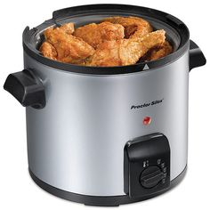 (click twice for updated pricing and more info) Proctor Silex - 4 Cup Oil Capacity Deep Fryer #housewares #kitchen_gadgets http://www.plainandsimpledeals.com/prod.php?node=34699=Proctor_Silex_-_4_Cup_Oil_Capacity_Deep_Fryer_-_35017Y#
