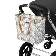 Downtown Tote, the perfect stroller companion