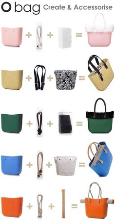 O Bag - 풀스팟(full spot) 이태리 친환경 DIY가방브랜드 : 네이버 블로그