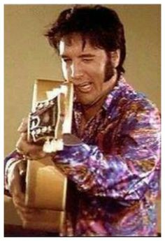 #ElvisSerendipity #Elvis #Presley Elvis Presley the King of Rock and Roll