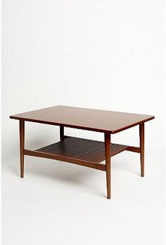 urban outfitters, cheap. super cute mid century mod. coffee table