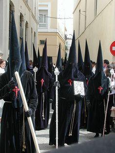 Semana Santa, Sevilla. La Carretería