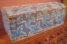 Dome-Top Wallpaper Box