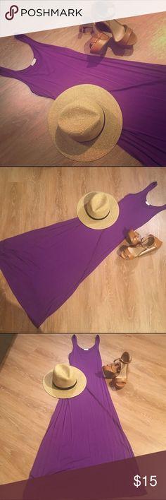 PURPLE MAXI 💜 Purple maxi dress. Zenana Outfitters Dresses Maxi