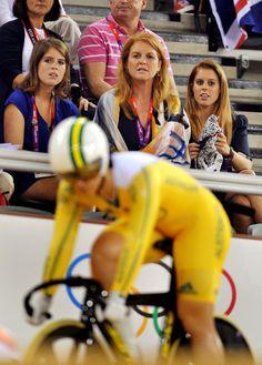 Duchess of York Photos - Olympics Day 11 - Cycling - Track - Zimbio