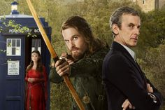 Crítica | Doctor Who 8X03: Robot of Sherwood