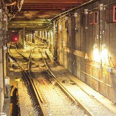 Get Lost. #itwillbegoodforyou Firewoodstudio.smugmug.com #Brooklyn #brooklynbound #nyc #vanishingpoint #vanishingpointjunkies #mta #newyorkcity #neversleep #subway #newyork