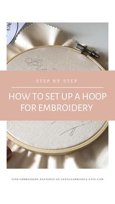 Diy Wall Art, Diy Wall Decor, Embroidery For Beginners, Diy Gifts, Embroidery Patterns, Craft Supplies, Two By Two, Stitch, Fabric