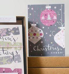 print & pattern: CHRISTMAS
