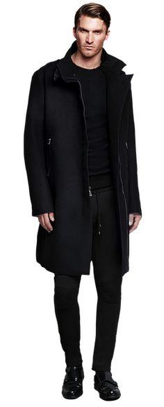 Perfektní společník - kabát ⋆ KOUZELNÝ ŽIVOT