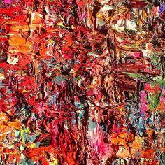 #abstractart#painter#AdamCohenartist#contemporaryart#arte#instapic#architecture#nyartist#interiordesign#contemporaryart#art#arte#midcenturystyle#milan#internationalartist#red#abstractexpressionism