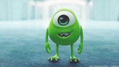 Mike Wazowski # Monsters University