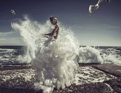 Shipwrecked photography / karen cox. High Fashion photography