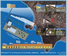 Riqualificazione Urbana Area Ex Ledoga Sestri Levante (GE) Progetto esecutivo, DL