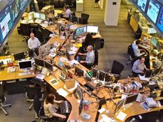 WSJ New York newsroom (2011) - (Note: no caption available, the file name is the only hint)