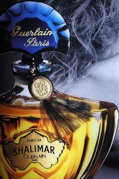 Shalimar is a classic evening perfume that smells like a rich WASP woman going to the opera in New York.