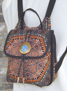 This is a fabulous backpack pattern to make!