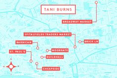 """Revealed: London's Secret Walks #refinery29  http://www.refinery29.com/london-walking-paths#slide4   Tani Burns, arts & PR consultant at TBurnsArts and cofounder/director of ARTNAKED   """"There are so many great routes around London and so much history. I grew up in Dulwich, which is incredibly green — Dulwich Woods is a perfect place to take the dog for a walk in autumn…as clichéd as that sounds.   Now I live in Spitalfields, which is perfectly situated for a huge range of routes. I have ..."""