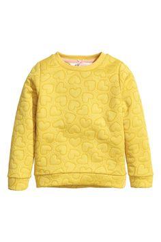 Wzorzysta bluza dresowa | H&M