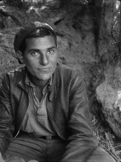 Spain - 1938. - GC - Lieutenant Aaron Lopoff, Adjuntant, Lincoln-Washington