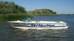 1974 Ski Nautique by Correct Craft Ski Boats, Cool Boats, Wakeboard Boats, Pontoon Boat, Boating Tips, Row Row Your Boat, Winter Haven, Duck Boat, Boating Outfit