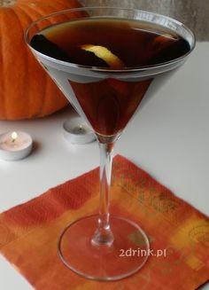 Czarna wołga Irish Cream, Martini, Smoothies, Drinks, Tableware, Glass, Sweet, Halloween, Smoothie