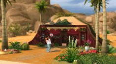 Real or just a mirage? #TheSims4