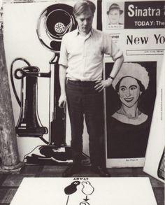 """andy warhol    Andy Warhol  -   Pop Art    Adolfo Vásquez Rocca, """"ANDY WARHOL; 'MI FILOSOFÍA DE A A LA B Y DE B A LA A'"""", En Revista Almiar, MARGEN CERO,  Nº 36 - 2007 - © Madrid, España, ISSN 1695-4807"""