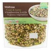Buy Waitrose Wheatberries Lentils & Green Vegetables online from Waitrose today. Spicy Carrots, Tzatziki Recipes, Slimming World Recipes, Fritters, Lentils, Beans, Vegetarian, Healthy Recipes, Fresh