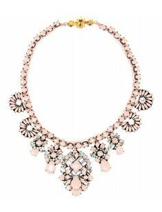 Holy Virgin Embellished Necklace