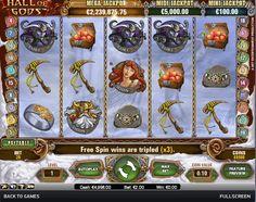 Slot Test des Tages: Hall of Gods von NetEnt - jetzt Jackpot knacken! http://slots.express/spielautomaten/hall-of-gods-spielen