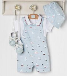 Love this little boat outfit