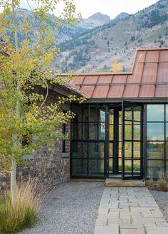 Beautiful homes - windows and doors