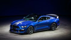 The original Shelby GT350, introduced in 1965, established Mustang's performance credentials on racetracks round the world. The all-new Shelby GT350, that includes the foremost powerful naturally aspirated Ford production engine ever, re-establishes Mustang as a first sports automotive.