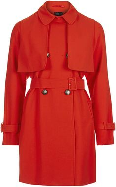 83a3d963f3b3 Womens poppy tall lightweight belted truster from Topshop - £85 at  ClothingByColour.com