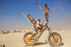 10 things i learnt at burning man. {2013: the sexy, crazy, transcendental... and everything in between}