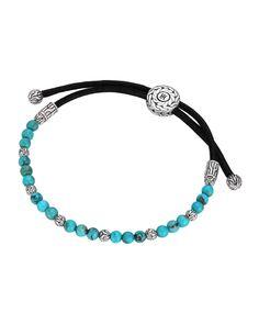 long 72 Inch 10mm Blue Turkey Turquoise Gemstone Necklace