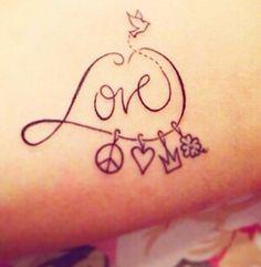 ✴ Neue Tattoos, Body Art Tattoos, Small Tattoos, Pretty Tattoos, Beautiful Tattoos, Cool Tattoos, Anklet Tattoos, Tattoo Bracelet, Tatoos