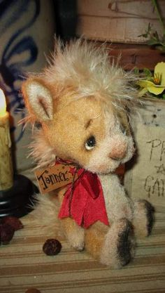 Tanner Pony Horse By Patti Sikes of Patti's Ratties - Bear Pile