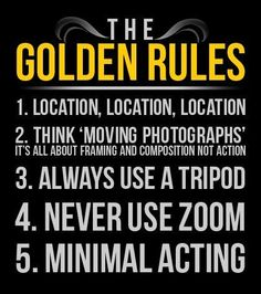 5 Rules Tips for film video production editing making in gurgaon noida delhi http://www.cutsncamera.in/2014/11/24/strategy/tips/5- rules-tips-for-film-video-production-editing-making-in- gurgaon-noida-delhi/ #FilmSchools