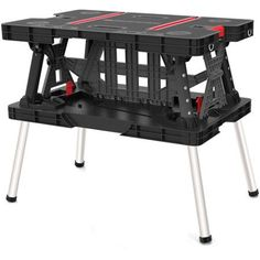 Yes, this light but strong portable work table is on sale for $59!  Grab this deal while you still can!