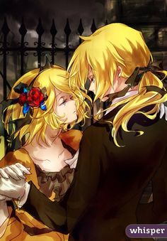 [ Story of Evil ] Daughter of Evil, Servant of Evil [ Vocaloid Chorus ] by Daughter of Evil ♛ on SoundCloud Len Y Rin, Kagamine Rin And Len, Kaito, Hatsune Miku, Manga Art, Manga Anime, Anime Art, Servant Of Evil, Mikuo